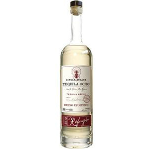 Tequila Ocho El Refugio Añejo Tequila - Available at Wooden Cork