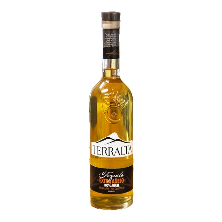 Terralta Extra Anejo 100pf Tequila - Available at Wooden Cork