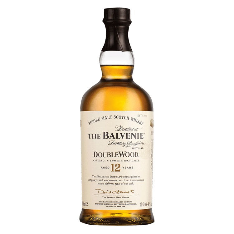 Balvenie 12 Year DoubleWood - Available at Wooden Cork