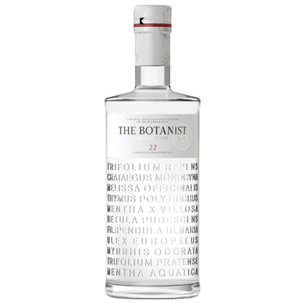 The Botanist Islay Gin - Available at Wooden Cork