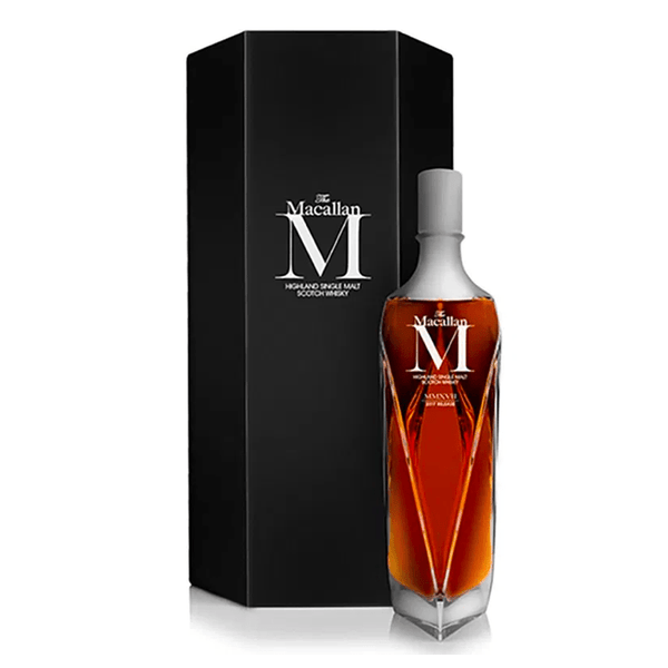 The Macallan M Highland Single Malt Scotch Whisky - Available at Wooden Cork
