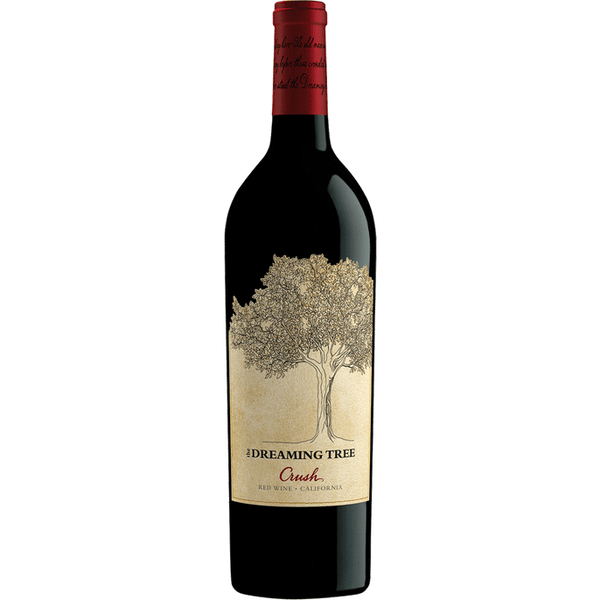 The Dreaming Tree Crush Red Blend  The Dreaming Tree