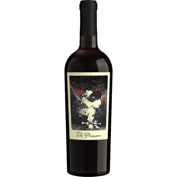 The Prisoner Red Blend - Available at Wooden Cork