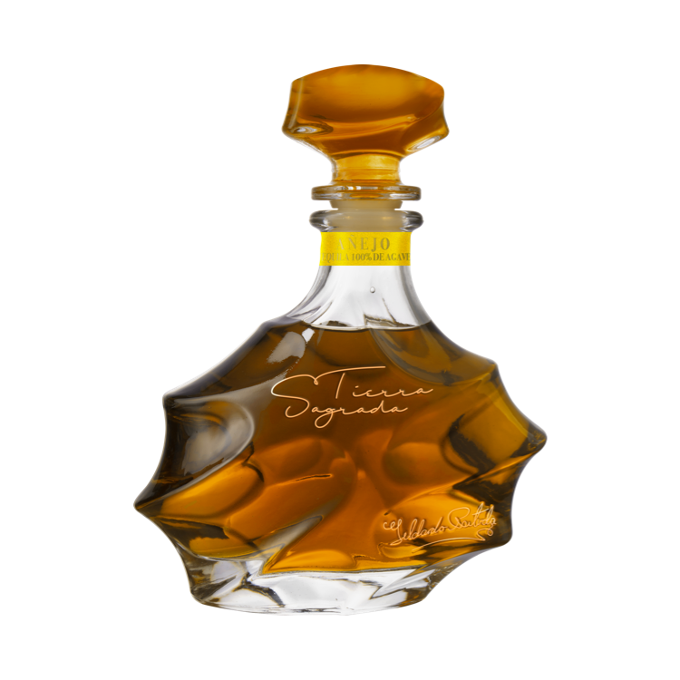 Tierra Sagrada Anejo Tequila - Available at Wooden Cork