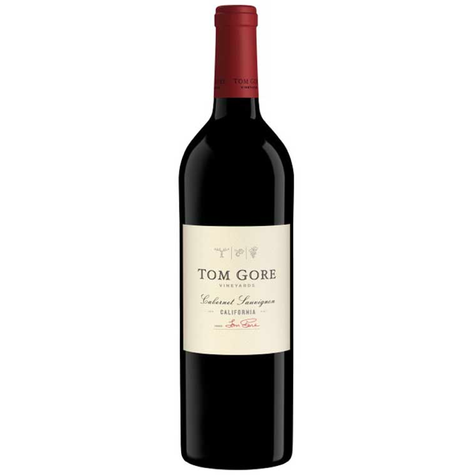 Tom Gore Vineyards Cabernet Sauvignon - Available at Wooden Cork