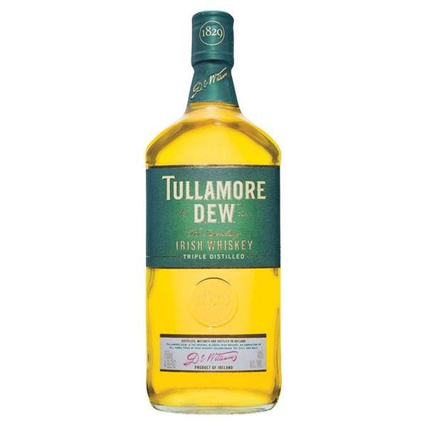 Tullamore Dew - Available at Wooden Cork