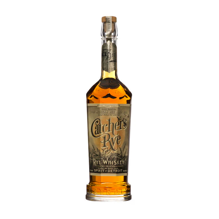 Two James Catcher's Rye Whiskey - Available at Wooden Cork
