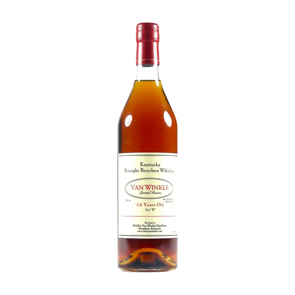 Van Winkle Special Reserve 12 Years Old Lot B - Available at Wooden Cork