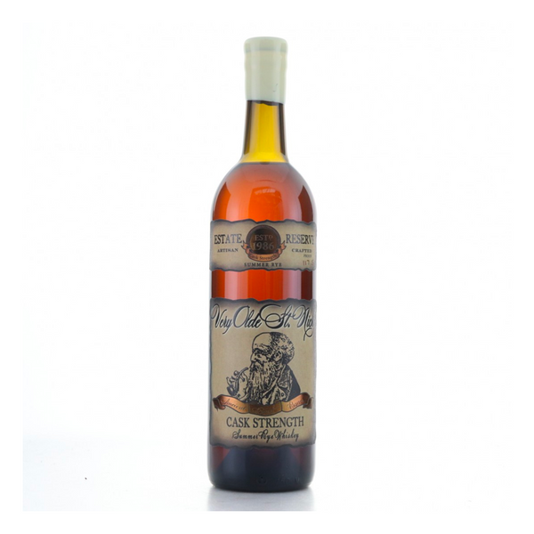 Very Olde St. Nick Summer Rye Cask Strength Whiskey - Available at Wooden Cork