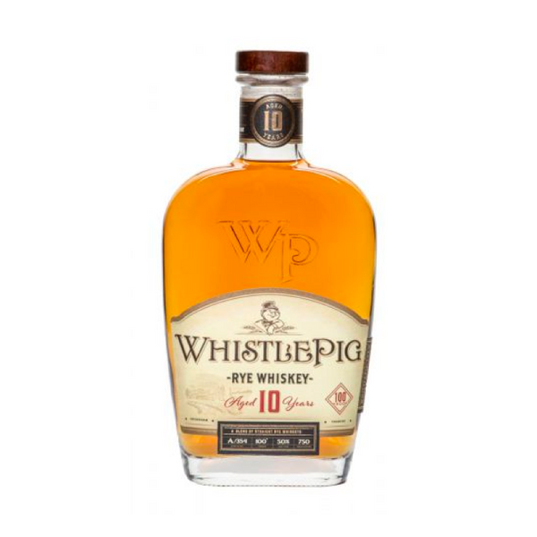 WhistlePig 10 Year Rye 375ml - Available at Wooden Cork