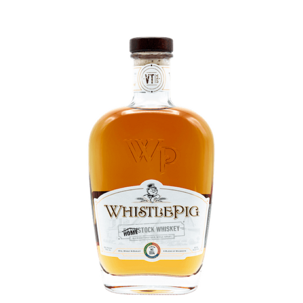 WhistlePig HomeStock FarmStock Rye Crop No. 004 - Available at Wooden Cork