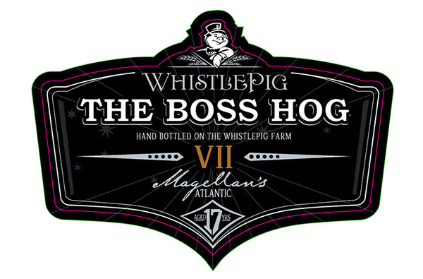 WhistlePig The Boss Hog VII Magellan's Atlantic - Available at Wooden Cork