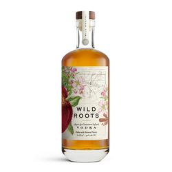 Wild Roots Apple and Cinnamon Infused Vodka  by Wild Roots