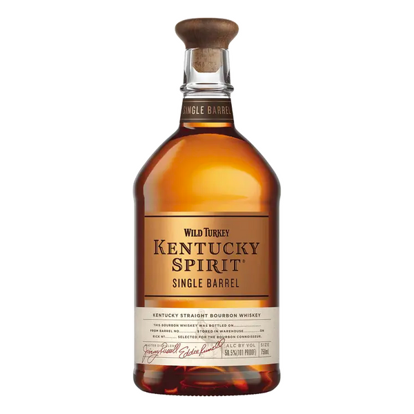Wild Turkey Kentucky Spirit Single Barrel - Available at Wooden Cork