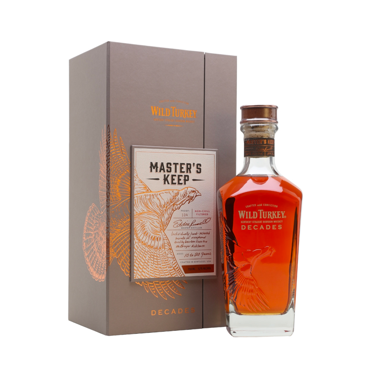 Wild Turkey Master's Keep Decades - Available at Wooden Cork