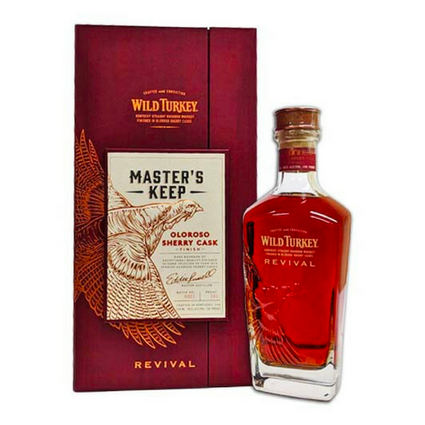 Wild Turkey Master's Keep Revival - Available at Wooden Cork