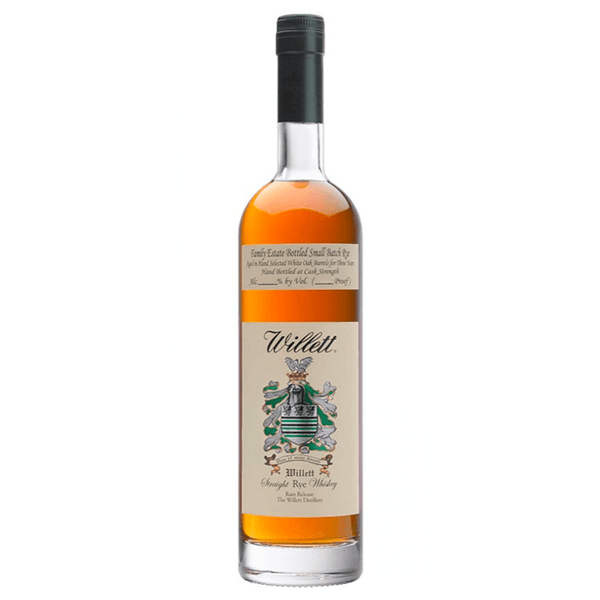 Willett Family Estate 4 Year Rye - Available at Wooden Cork
