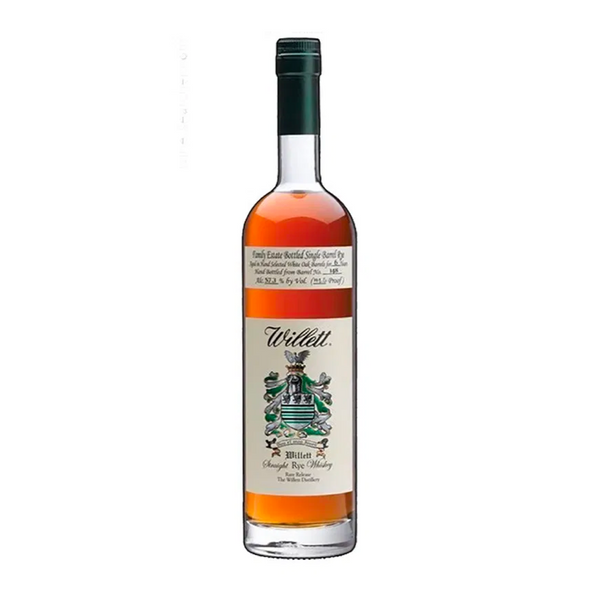 Willett Family Estate 6 Year Old Rye Whiskey - Available at Wooden Cork
