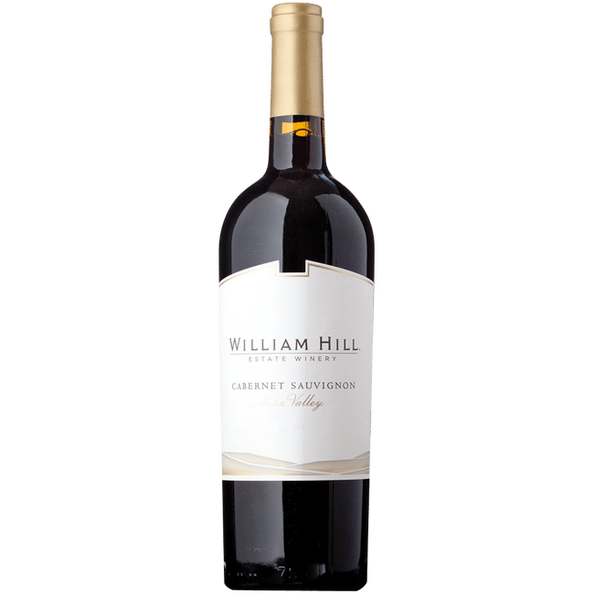 William Hill Napa Valley Cabernet Sauvignon - Available at Wooden Cork