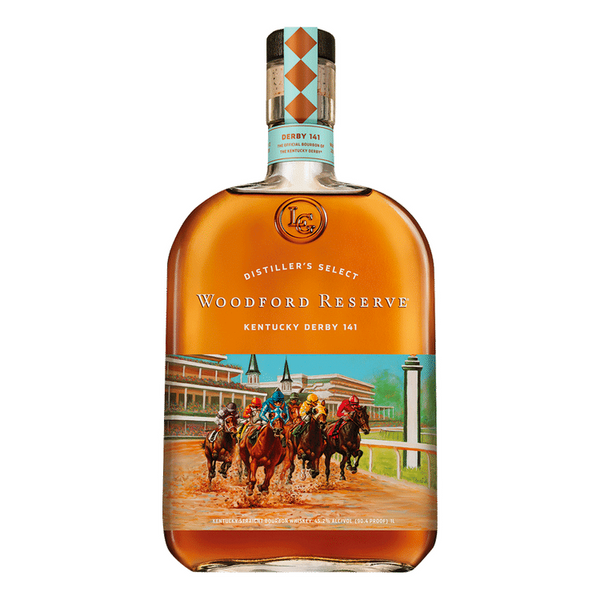Woodford Reserve Derby Edition - Available at Wooden Cork