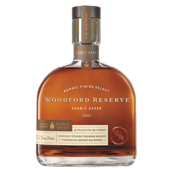 Woodford Reserve Double Oaked Bourbon - Available at Wooden Cork