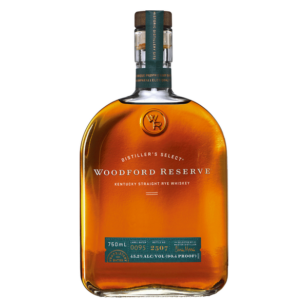 Woodford Reserve Kentucky Straight Rye - Available at Wooden Cork