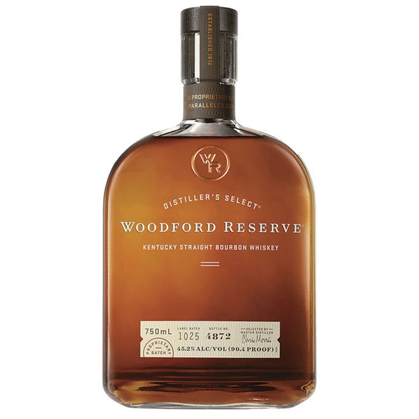 Woodford Reserve Bourbon - Available at Wooden Cork