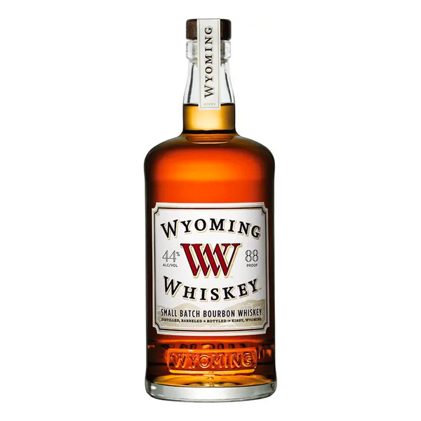 Wyoming Bourbon Whiskey - Available at Wooden Cork