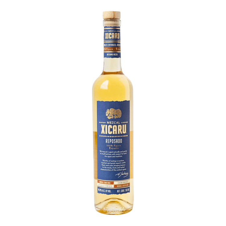 Xicaru Reposado Mezcal Artesanal Tequila - Available at Wooden Cork