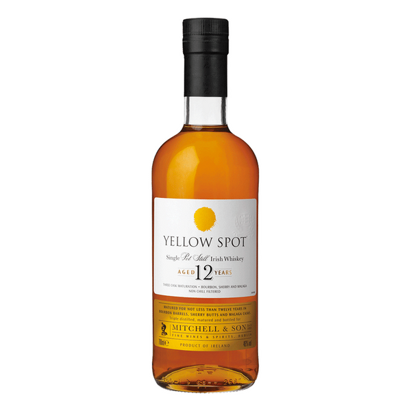 Yellow Spot 12 Year Irish Whiskey - Available at Wooden Cork