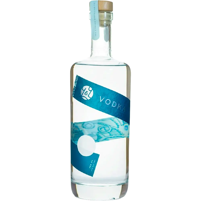 You & Yours Vodka - Available at Wooden Cork
