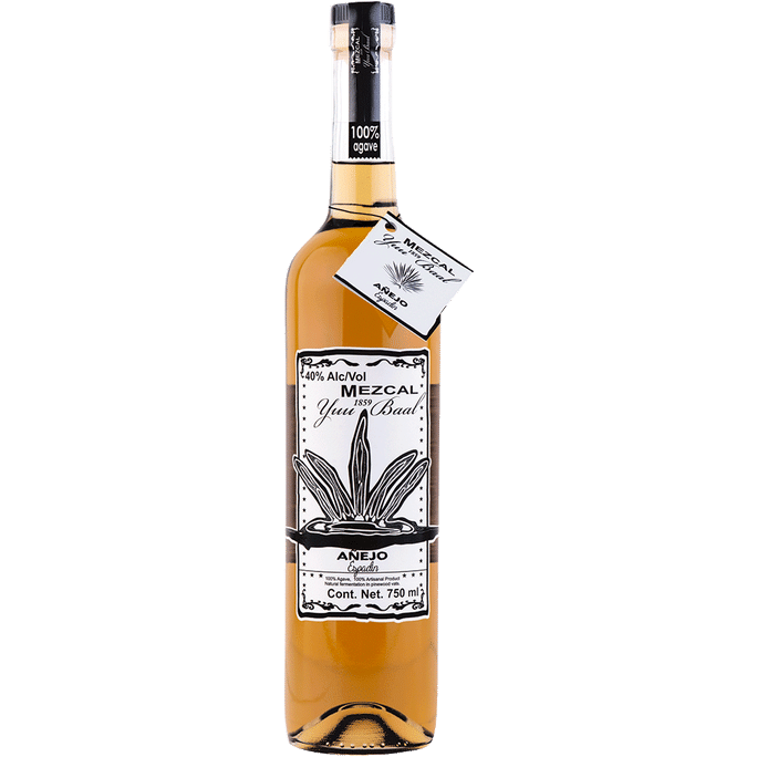Yuu Baal Anejo 1 Year Old Mezcal Tequila - Available at Wooden Cork