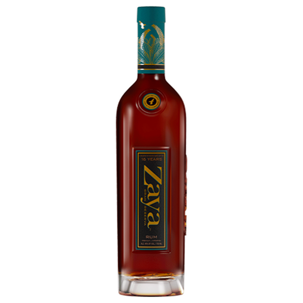 Zaya 16 Year Rum - Available at Wooden Cork