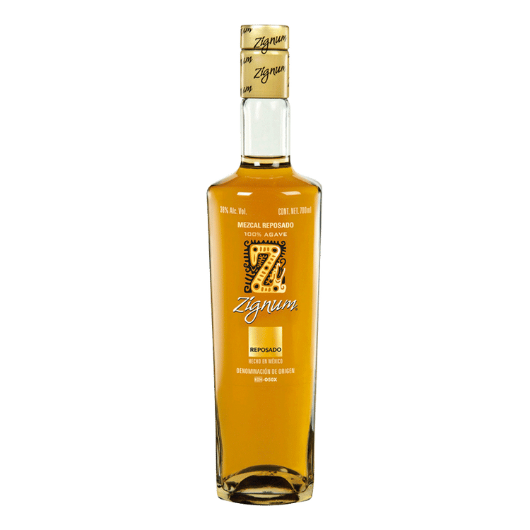 Zignum Mezcal Reposado Tequila - Available at Wooden Cork