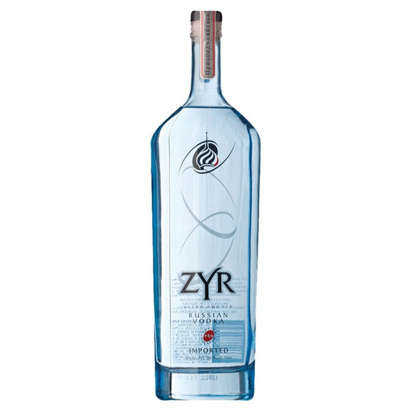 Zyr Vodka - Available at Wooden Cork