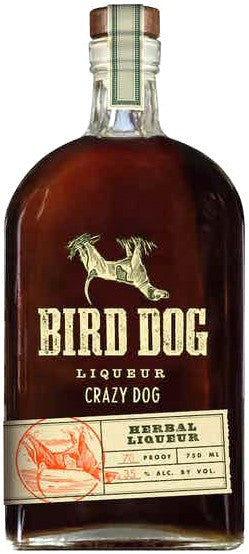 Bird Dog Crazy Dog Herbal Liqueur - Available at Wooden Cork