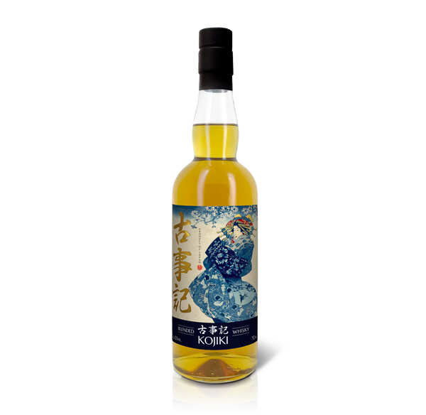 Kojiki Japanese Whisky - Available at Wooden Cork