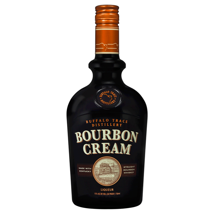 Buffalo Trace Bourbon Cream Liqueur - Available at Wooden Cork