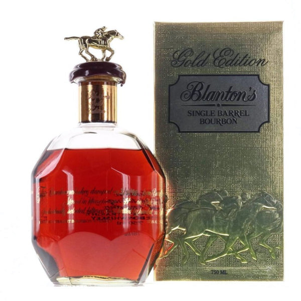 Blanton's Takara Gold Box Single Barrel Bourbon - Available at Wooden Cork