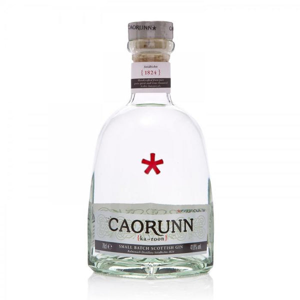 Caorunn Gin - Available at Wooden Cork
