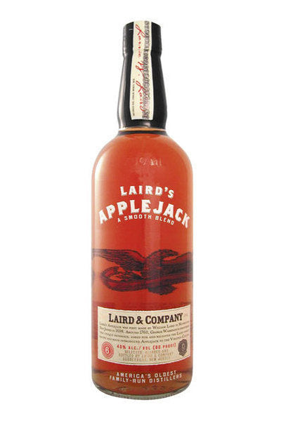 Laird's Applejack Brandy - Available at Wooden Cork