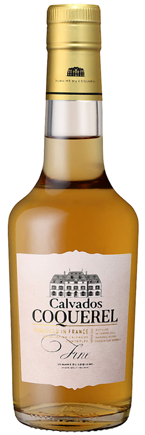 Coquerel Calvados Fine - Available at Wooden Cork