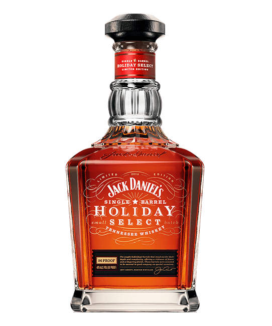 Jack Daniel's Holiday Select Small Batch Single Barrel Tennessee Whiskey Limited Edition - Available at Wooden Cork