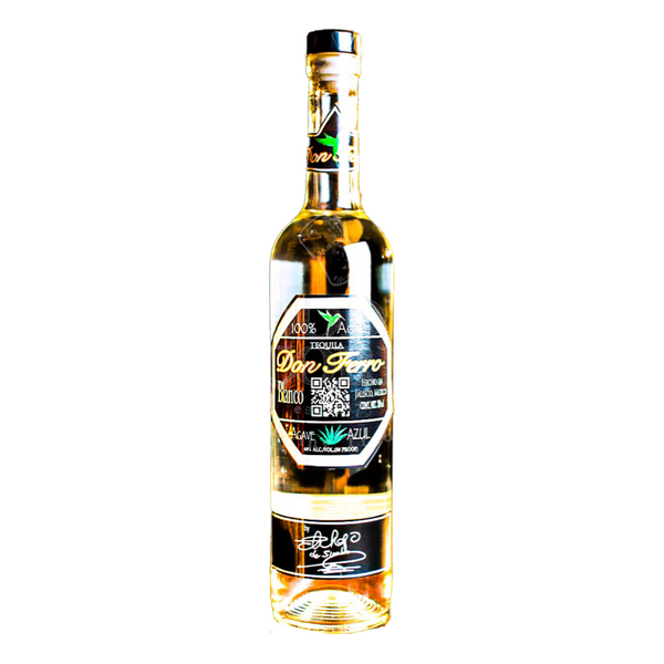 Tequila Don Ferro Blanco - Available at Wooden Cork