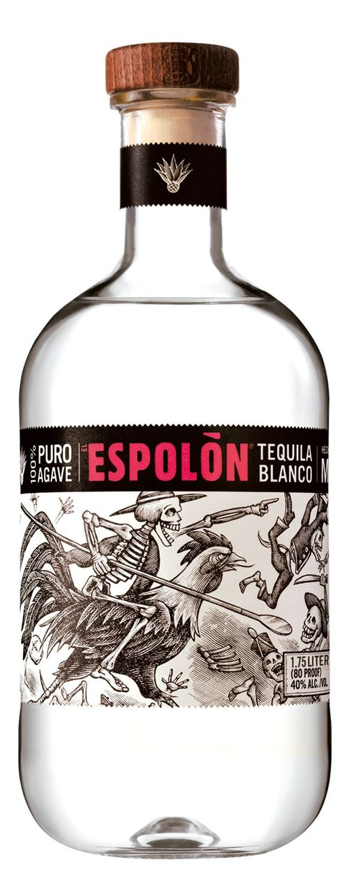 Espolon Tequila Blanco 1.75L - Available at Wooden Cork