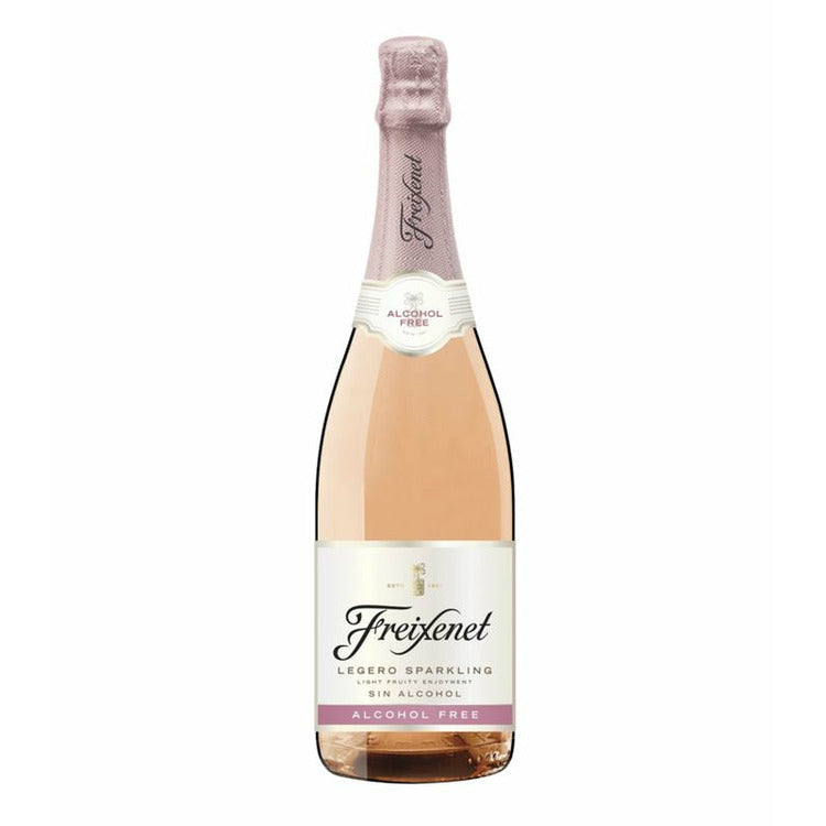 Freixenet Legero Sparkling Rosé Alcohol Free - Available at Wooden Cork