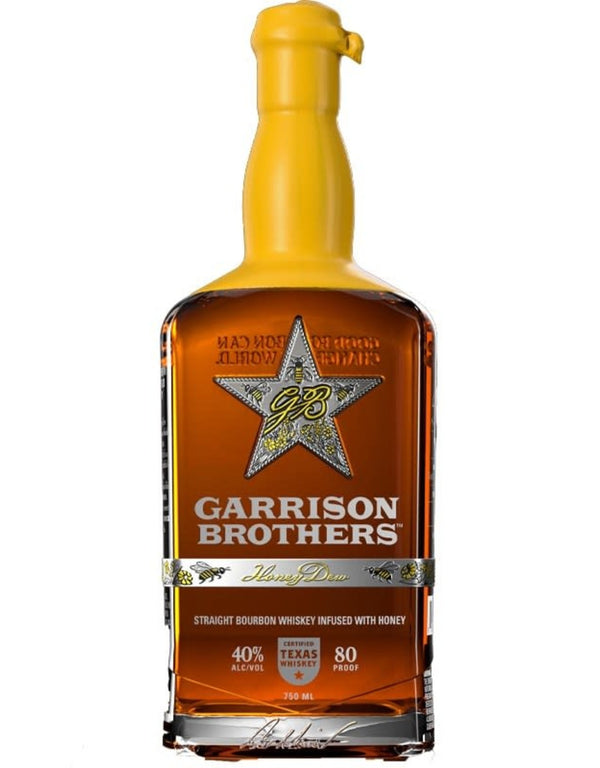 Garrison Brothers HoneyDew 2020 - Available at Wooden Cork