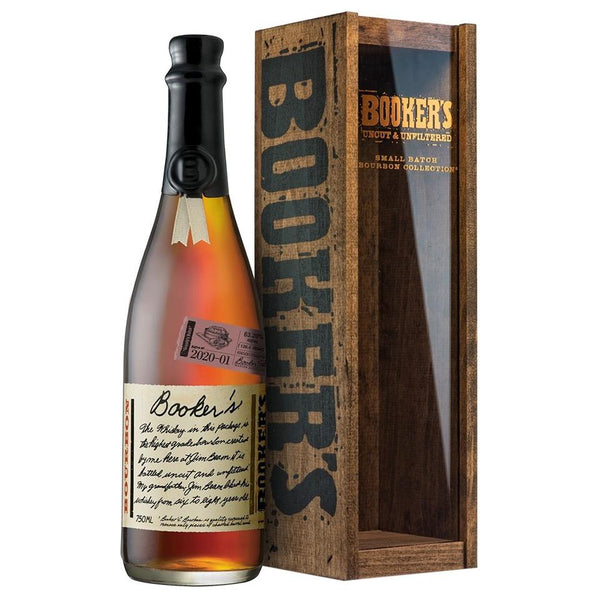 Bookers 2020 02 Boston Batch Bourbon - Available at Wooden Cork