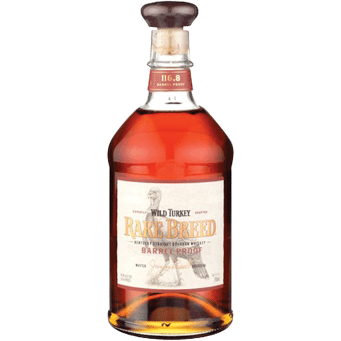 Wild Turkey Rare Breed Barrel Proof - Available at Wooden Cork