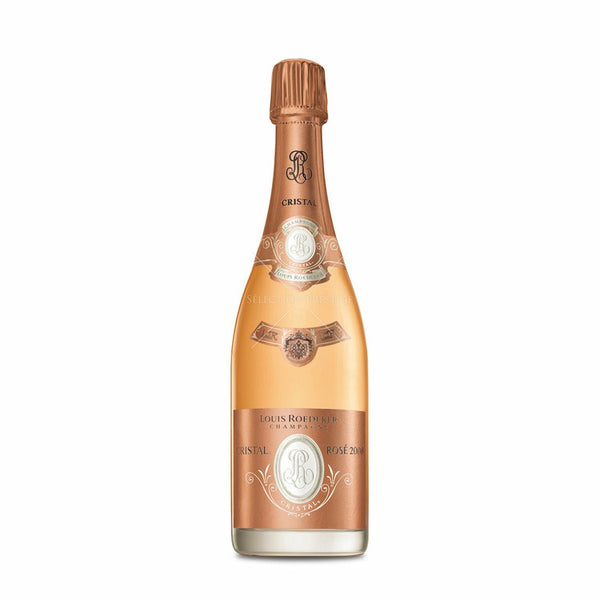 Louis Roederer Cristal Rose - Available at Wooden Cork